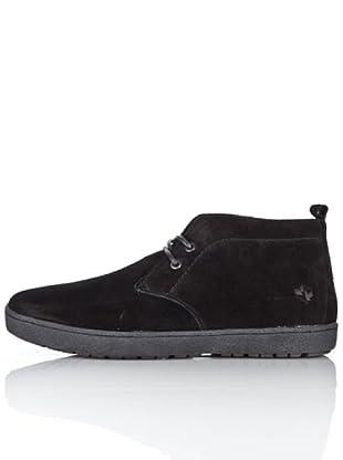 Lumberjack Zapatos Abotinados Sonic (Negro)