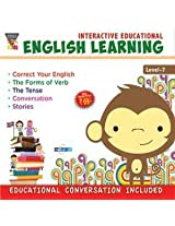 INTERACTIVE EDUCATIONAL English Learning Level-7