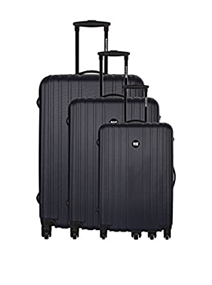 Bag Stone Set 3 Trolley Rigido Snow