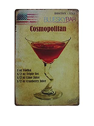 Lo+Demoda Wandbild Vintage Cosmopolitan