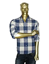 ALLEN SOLLY CASUAL SHIRT