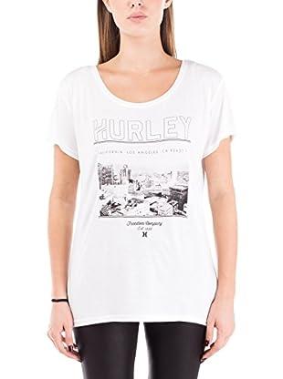 Nike Hurley Camiseta Manga Corta L.A.Cloud
