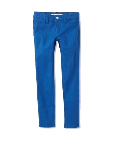 Joe's Jeans Girl's 7-16 Colored Jegging (Royal Blue)