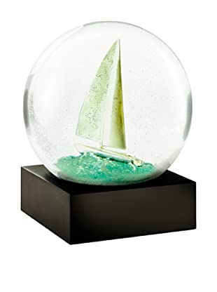 CoolSnowGlobes Sailboat Snow Globe