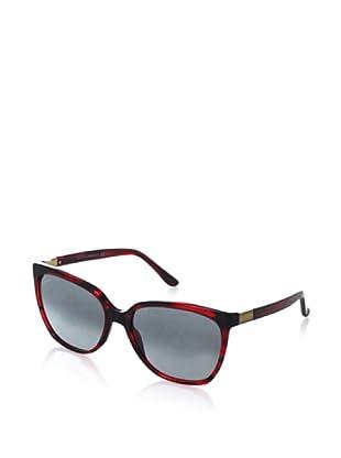 Gucci Women's Sunglasses, Havana Red, One Size