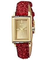 DKNY Analog Gold Dial Women's Watch - NY8711