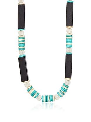 Sándalo Collar Águeda (Azul)