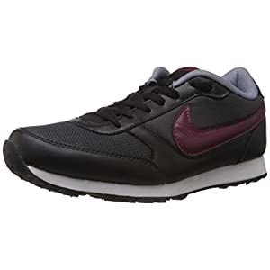 Nike Men's Eliminate II Black,Deep Garnet,Anthracite,White  Running Shoes -10 UK/India (45 EU)(11 US)