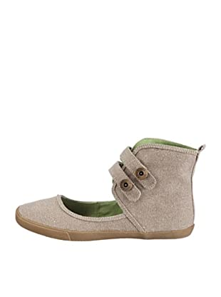 Blowfish Hordscope BFTB002SP12, Ballerine donna (Beige (Beige (bark stonewash canvas BF59)))