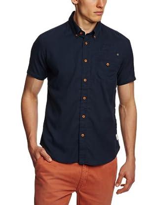 G-Star Camisa Hardwell (Azul)