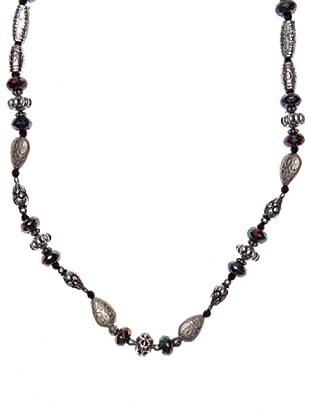 Sándalo Collar Diana (Negro)
