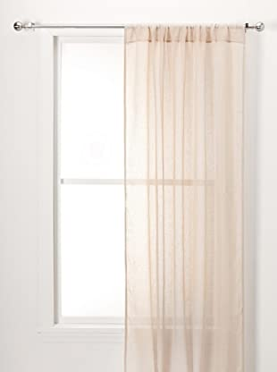 Sheer Linen Panel (Natural)