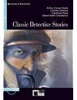 Reading + Training: Classic Detective Stories + Audio CD