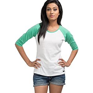 Solid Green T Shirt