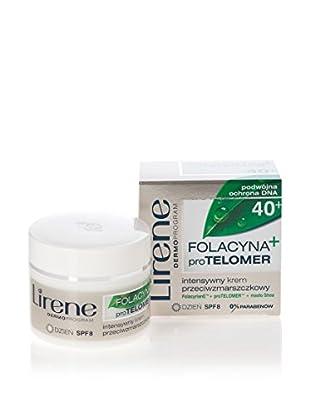 Lirene Tagescreme Folacyna PRO Telomer 40+ 8 SPF  50 ml, Preis/100 ml: 25.9 EUR