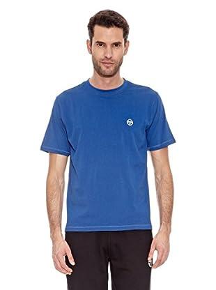 Sergio Tacchini Camiseta Manga Corta Daiocco Camiseta Manga Corta Daiocco (Azul)