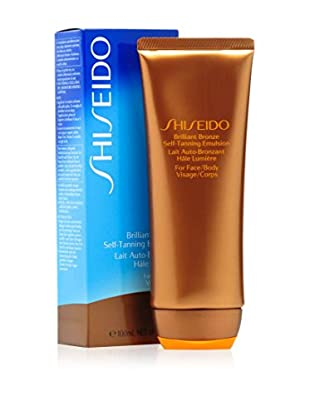 Shiseido Auto-Abbronzante Self Tanning Emulsion 100 ml