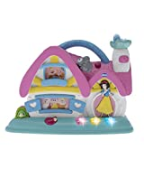 Chicco Snow White and 7 Dwarfs Musical Cottage, Multi Color