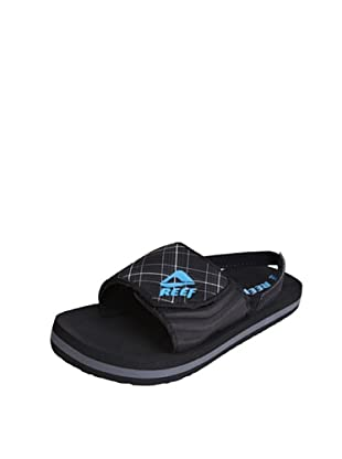 Reef Chanclas Grom Slide (Negro)