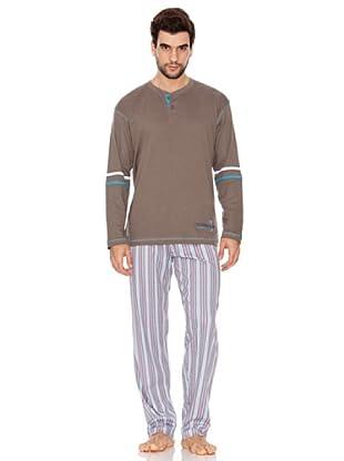 Basket Pijama Caballero (visón)