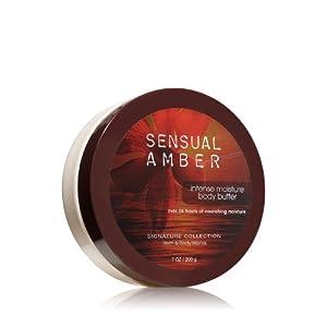 Bath & Body Works Sensual Amber Body Butter - 200gm