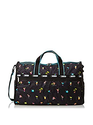 LeSportsac Women's Large Weekender Duffle Bag, Happy Hour