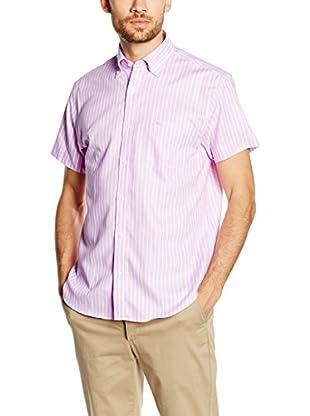 Pedro del Hierro Camisa Hombre  Rosa L