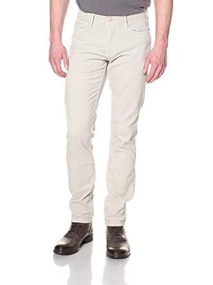 Earnest Sewn Men's Kyrre Tapered Leg Cord Pant (Bone)