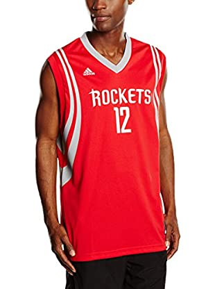 adidas Maglia Smanicata Houston Rockets Howard