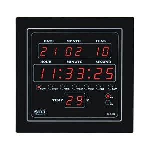 Ajanta OLC 302 Digital LED Clock