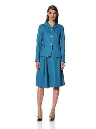 JIL SANDER Women's Stretch Cotton Jacket