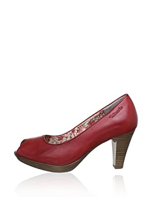 Tamaris Zapatos Henri (Rojo)