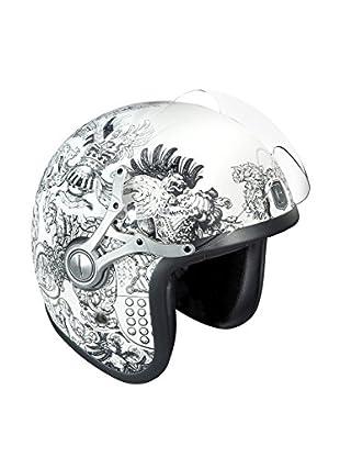 Exklusive Helmets Helm Rider Heraldic