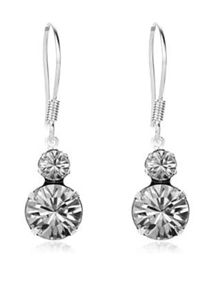Diamond Style Ohrringe Duo transparent