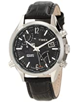 Timex Men's T2N943DH Intelligent Quartz World Time Watch