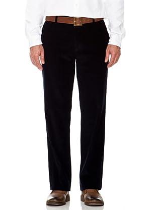 Dockers Pantalón Comfort de Pana (azul marino)