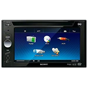 Sony XAV - 63 Car Stereo AVC with 6.1-inch Screen By Sony