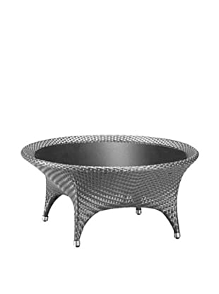 100 Essentials Flora All-Weather Round Coffe Table , Jetson