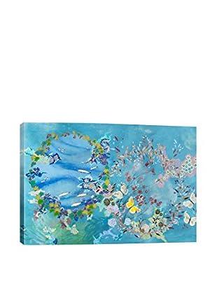 Lia Porto Gallery Agua Y Aire Canvas Print