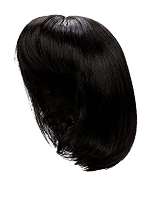 Love Hair Extensions Perücke Tanya Jet Black