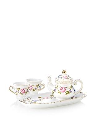 Dynasty Gallery Mini Tea Set (English Garden)