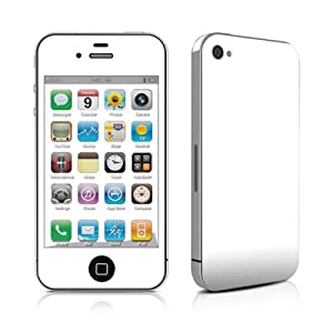 Apple iPhone 4用スキンシール【Solid State White】