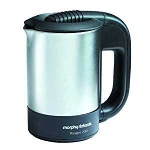 Morphy Richards Voyager 200 Electric Kettle