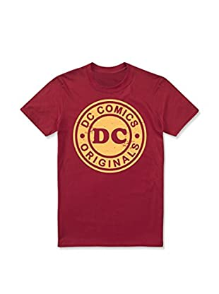 DC Comics T-Shirt Manica Corta Originals