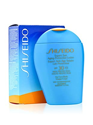 Shiseido Lozione Solare Expert 30 SPF 100 ml
