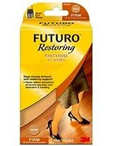 Futuro Pantyhose Full - Cut Firm 20-30 mm/hg Compression Medium - 1 Ea