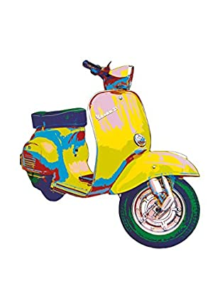 ARTOPWEB Panel Decorativo Salvini Pop Vespa I