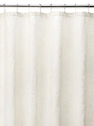 Espalma Ivana Shower Curtain, Ivory