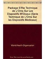 Package Série Technique De L'oms Sur Les Dispositifs Médicaux