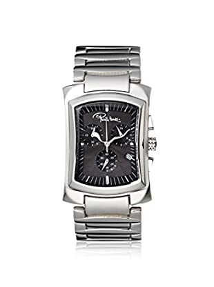 Roberto Cavalli Men's R7253900025 RC TOMAHAWK Silver/Black Stainless Steel Watch
